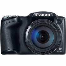 Camara Digital Ccanon Powershot Sx40 With 30x Optical Zoom