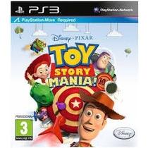 Ps3 * Toy Story Mania * Usado * No Rj