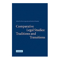 Libro Comparative Legal Studies: Traditions And, Pierre Legr