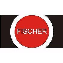 Pastilha De Freio Fischer P P/ R1 / V-max - 2370 M