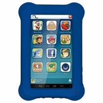 Tablet Multilaser Kid Pad Azul Quad Core Dual Câmera Wi-fi
