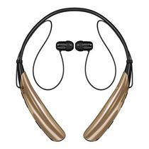 Lg Tone Pro Hbs750 Bluetooth Stereo Manos Libres Oro