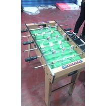 Mesa De Futbolito Jeidy Toys Mediana