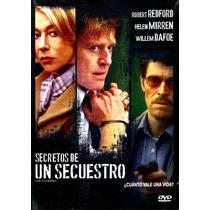 Dvd Secretos De Un Secuestro ( The Clearing ) 2004 - Pieter