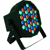 Par 64 Cañon 36x1w Luz Disco Luminaria Led Dmx Nuevo Modelo