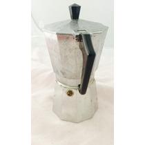 Cafetera Pezzetti Para Espresso 2-3 Tazas Calidad Italiana