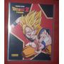 Album Pasta Fichario Dragon Ball Z Fusion Nova Vazia