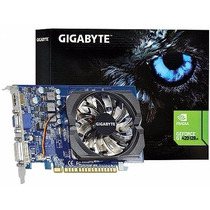 Placa Video Geforce Gt420 2gb Ddr3 128 Bits Gigabyte Hdmi