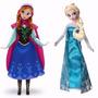 Frozen Anna Y Elsa Disney Store Original