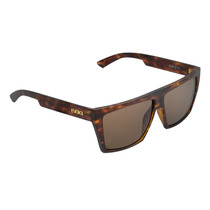 Óculos Masculino Evoke 15 New Turtle Matte Gold Brown