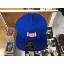 Boné Official Azul