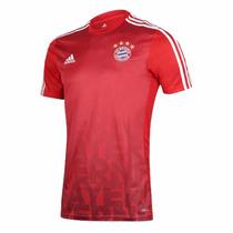 Playera Jersey Local Fc Bayern Pre-match Adidas Ac3883