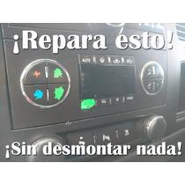 Calcomanía Clima Chevrolet Buick Gmc