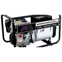 Motosoldadora A Gasolina Encen Manual Ms120 A Ax Tech