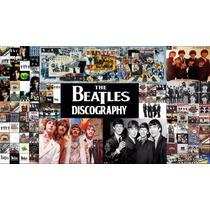 The Beatles Discografia Completa + Raridades 2016