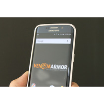 Samsung Galaxy S6 Edge Bumper De Aluminio Con Acabado Espejo