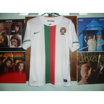 Jersey Cambio , Portugal Nike , 2010 Xl Boys