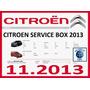 Citroen Service Box 2013 Español Taller Reparacion 1995-2013