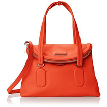 Bolso Marc By Marc Jacobs Silicone Valley Satchel Top-handl