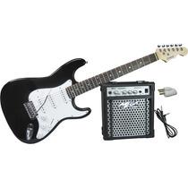 Frete Grátis - Thomaz Kit De Guitarra E Amplificador 10w