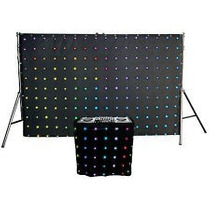 Paquete Chauvet Motion Set Led Motionfacade Motiondrape
