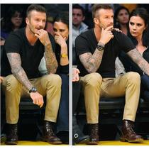 Pantalones De Hombre Modelo Slim Fit Tubito David Beckham