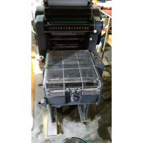 Imprenta Offset Máquina Ab Dick 375 Qpc