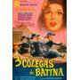 Dvd Filme Nacional - 3 Colegas De Batina (1961)