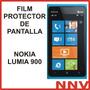Film Protector De Pantalla Lumia 900 - Nnv