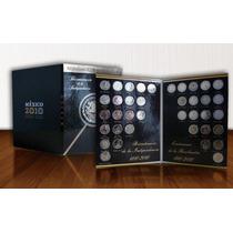 Álbum Para Monedas De $5 Pesos Conmemorativas Con Obsequio