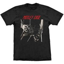Camiseta Motley Crue Too Fast For Love Stamp
