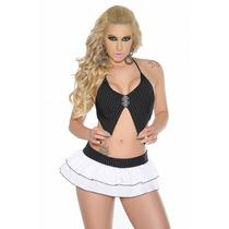 Fantasia Gangster - Sensual, Sexy, Erótica, Mulher, Feminina