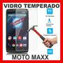 Super Película De Vidro Temperado Moto Maxx - Pode Retirar