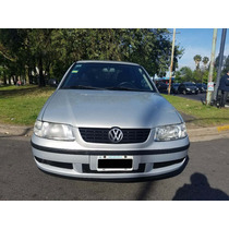 Volkswagen Vw Gol Power 2005 Nafta Gris As Automobili