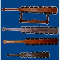 Macuahuitl Espada Azteca De Obsidiana Natural