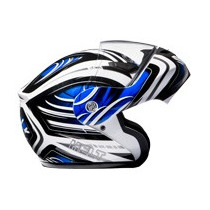 Capacete Helt New Hippo Escamoteavel