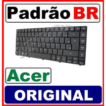 Teclado Acer Aspire 4552 4553 4553g 4585 4625 4625g 4736z Br