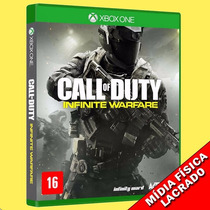 Call Of Duty Infinite Warfare Xbox One Pré Venda