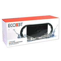 Ecoxgear Ecoxbt Rugged Waterproof Bluetooth Wireless Speaker