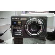 Camara Digital Sony Cybershot W300 13.6 Mega (para Revisar)