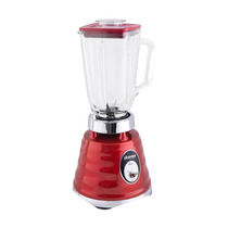 Licuadora Oster 4126 1 Velocidad-rojo Metalica Vazo De Vidri