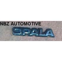 Emblema Opala Cromado Antigo Gm - Nbz Automotive
