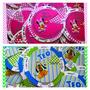 Invitaciones Giratorias Infantiles Personalizadas Minnie Zou
