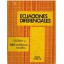 Libro, Ecuaciones Diferenciales De Frank Ayres Serie Schaum.