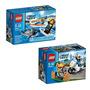 Juguete Lego City Adventure Guardacostas De La Persona Que