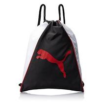 Morrral Gato Carrysack Puma Hombres Bolsa Negro / Gris, Un