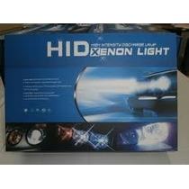 Luces Hid H4 8000k 55w Instalacion Gratis Zona Sur Valencia