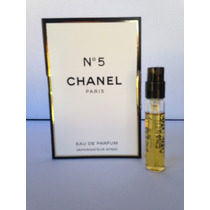 Amostra Chanel 5 De Parfum 2 Ml Spray