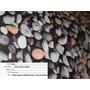 Papel Pvc Empapelar Piedra Canto Rodado /mt - Codigo 8159