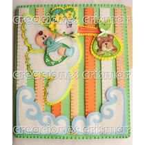 Carpetas Control Natal, Escolares, Nacimiento En Foami